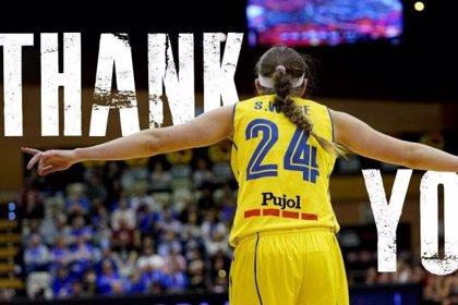 La exjugadora del Cadí la Seu Sydney Wiese, primer positivo por coronavirus en la WNBA