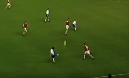 Goles con historia (III): El torpedo de Nayim destroza al Arsenal