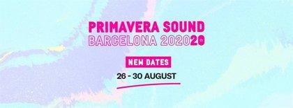 El festival Primavera Sound Barcelona se celebrará del 26 al 30 de agosto