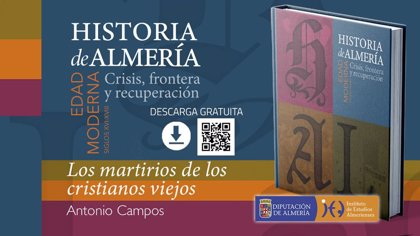 Diputación comparte en formato digital la mayor colección de la provincia 'Historia de Almería'