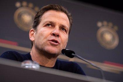 Bierhoff confía en un cambio de valores en el fútbol por la pandemia de coronavirus