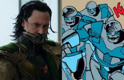 ¿Aparecerán los Minutemen, la policía del tiempo de Marvel, en la serie de Loki?