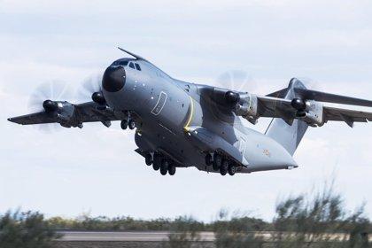 El avión del Ejército del Aire que vuela a Shanghái traerá test rápidos para detectar Covid-19