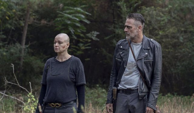 Imagen de la temporada 10 de The Walking Dead