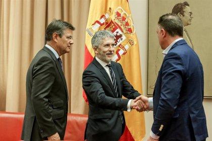"Asociación Guardias Civiles reprocha a Marlaska el fichaje como asesor de un exdiputado de Podemos: ""Le va grande"""