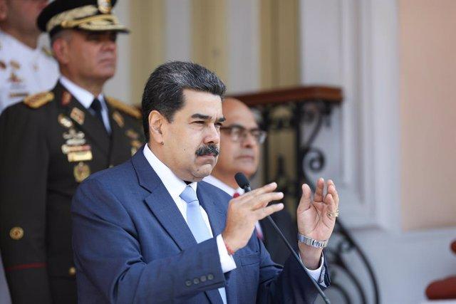"""Venezuela.- Maduro dice a Colombia que """"si le tocan un pelo"""" a cualquier líder v"""