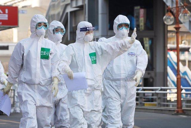 Coronavirus.- Corea del Sur registra 105 casos nuevos de coronavirus
