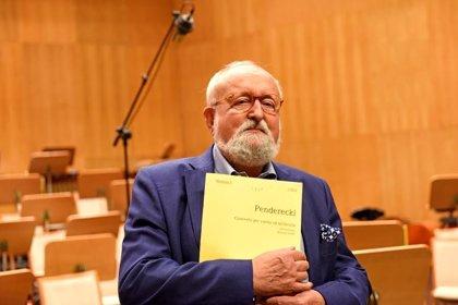 Fallece a los 86 años el aclamado compositor polaco Krzysztof Penderecki