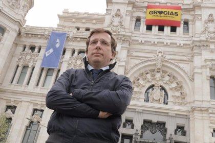 """Almeida añora las cañas del domingo y tardes en el Wanda pero anima a los ciudadanos porque todo """"volverá"""""""