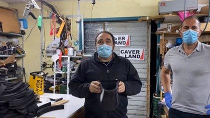 La Fundación Ochotumbao lanza una campaña de recaudación de fondos para dar protección facial a hospitales de Málaga