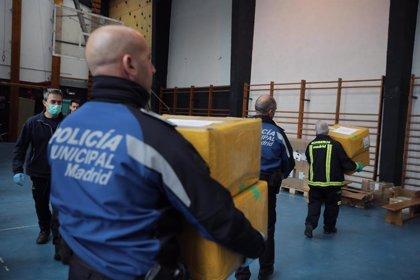 La Policía Municipal interpuso ayer 468 multas, las más numerosas en Tetuán, e interceptó 25 vehículos