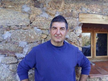 """Chamorro, ganadero de Majaelrayo (Guadalajara): """"Estamos más en la cuerda floja que nunca"""""""