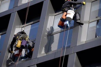 Baleares registró en enero 1.102 accidentes laborales en jornada, uno de ellos mortal