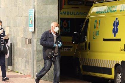 Aragón suma 1.858 casos positivos por coronavirus y el número de fallecidos asciende a 104