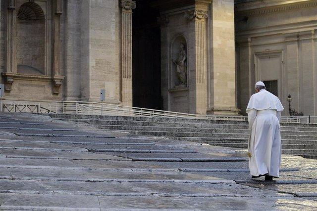Coronavirus.- El Papa pide que cesen las guerras en todo el mundo