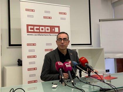 """CCOO C-LM ve """"razonables y asumibles"""" las nuevas medidas del Gobierno en materia laboral"""