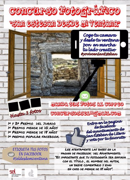 El Ayuntamiento de San Esteban de la Litera lanza un concurso de fotografía desde casa