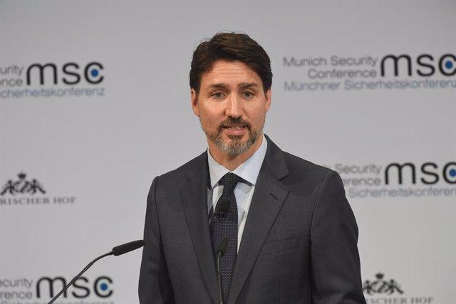 Coronavirus.- La esposa del primer ministro de Canadá anuncia que ha superado la