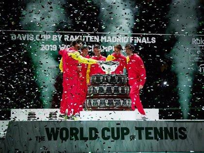 Las Finales de la Copa Davis animan a Madrid frente al coronavirus