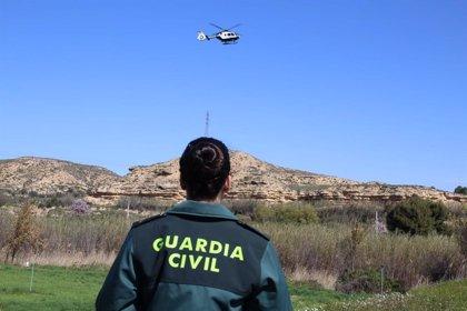 Sucesos.- Continúan las labores de búsqueda de la mujer desaparecida en Caspe