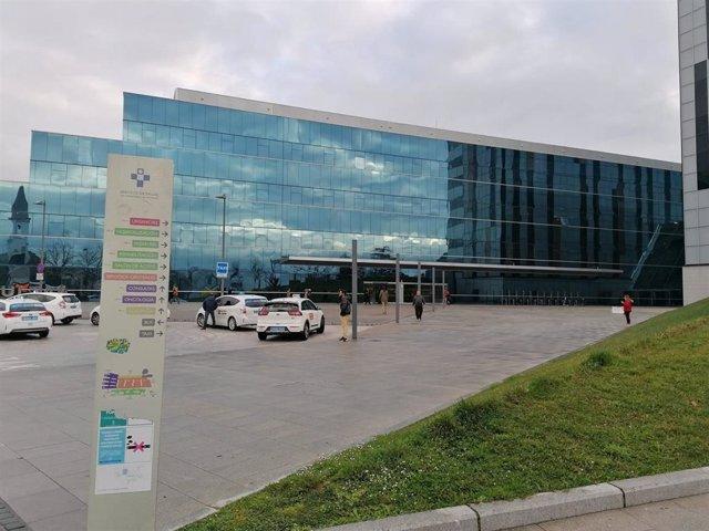 Hospital Central Universitario de Asturias. HUCA.