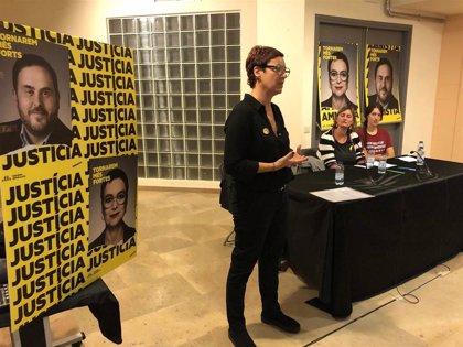 Montse Bassa (ERC), hospitalizada por coronavirus desde el jueves en Figueres (Girona)