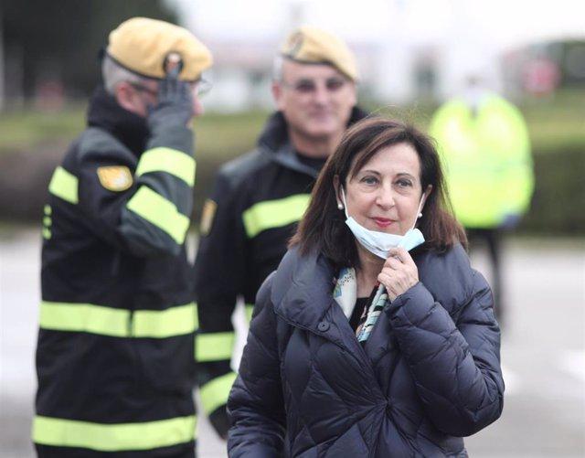 """Coronovirus.- Margarita Robles admite que la situación puede """"volver a reproducirse"""" en otoño y admite """"fallos"""""""