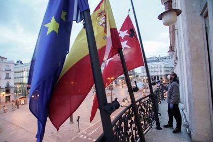 Luto oficial en la Comunidad de Madrid en señal de condolencias y en memoria de los fallecidos