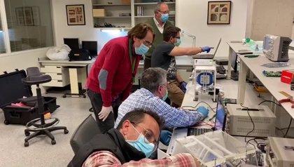 Listo para su producción industrial un nuevo ventilador mecánico para tratar a pacientes de Covid-19
