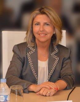 La vicepresidenta y directora general de Gilead España, María Río