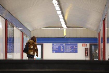 El transporte público marcó el fin de semana la mayor caída durante el estado de alarma con un 92%