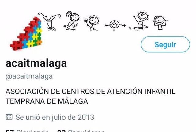 Acait Málaga Twitter