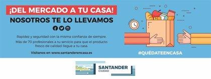 Ayuntamiento de Santander lanza una campaña de promoción de los mercados locales