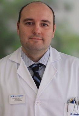 El coordinador del Grupo Digestivo de la SEOR, Ovidio Hernando