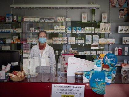 Las farmacias cántabras suministran medicamentos a domicilio a pacientes vulnerables