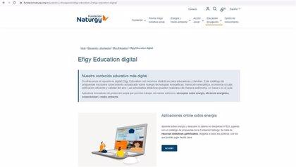 Fundación Naturgy ofrece online un plan educativo familiar y lúdico sobre energía