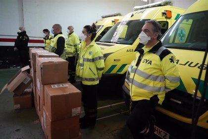 DYA distribuye en Euskadi 68.000 mascarillas y está pendiente de recibir otras 300.000