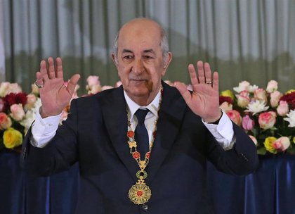 """Argelia anuncia una """"reparación total"""" del sistema sanitario una vez supere la pandemia de coronavirus"""