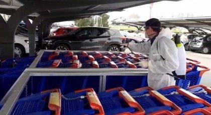 Carrefour moviliza 900 efectivos para garantizar la seguridad y limpieza en sus centros