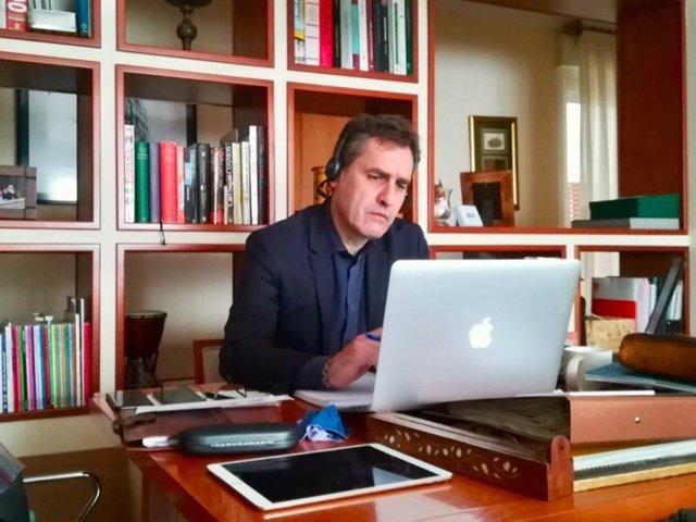 Francisco Tierraseca preside el CECOR