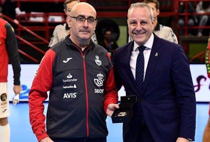 """La RFEBM celebra que el cambio de fechas olímpicas permite al balonmano """"mantener"""" su calendario deportivo"""