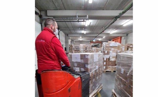 Accord Healthcare dona a Ifema 180.000 viales de paracetamol inyectable para combatir el Covid-19