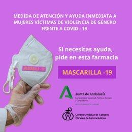 """Iniciativa """"Mascarilla 19"""""""