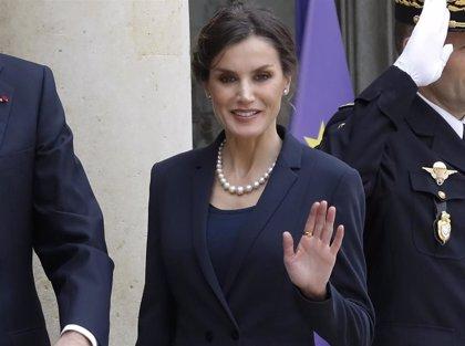 La Reina Letizia muestra a Confederación Autismo España su preocupación por los pacientes autistas