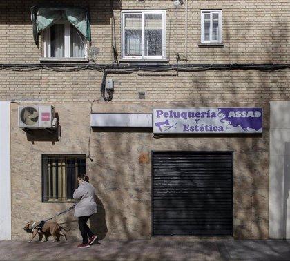 El sector de la peluquería pide al Gobierno que se prohíba desarrollar sus servicios a domicilio para evitar contagios