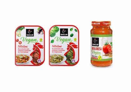 Pastas Gallo dona la producción de todo un día para paliar la escasez de productos en Bancos de Alimentos