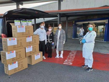El Gobierno reparte 20 millones de unidades de material sanitario entre las CCAA, 170.853 en Asturias