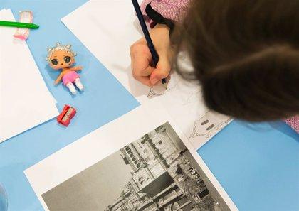 La Ciudad de la Cultura lanza un programa 'online' con juegos para fomentar la creatividad infantil