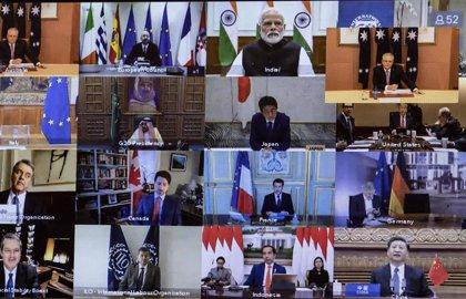Los ministros de Economía del G-20 se reúnen de nuevo este martes por videoconferencia