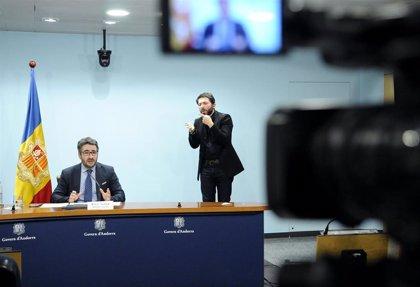 Andorra invierte 2,3 millones de euros en productos sanitarios por la emergencia